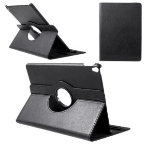 "iPad Pro 10.5"" (2017) Flipcover 360* PU Læder Sort"
