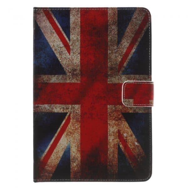 iPad mini 4 cover m. engelsk flag