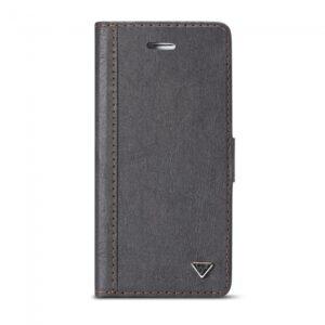 iPhone 7/8 Flipcover Magnetisk, Tegneflade Sort