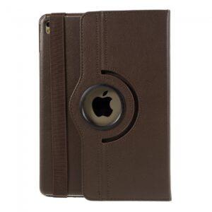 "iPad Pro 9,7"" 360 grader cover, brun"