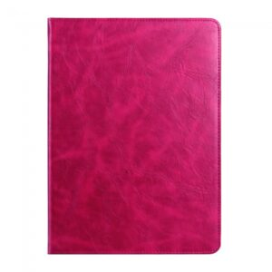 iPad Air læder flip-cover, Pink