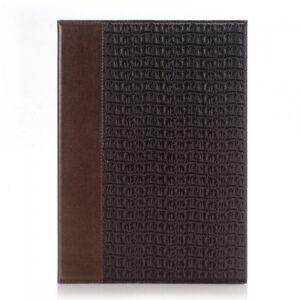 """iPad Pro 9,7"""" cover med kortholder og dvalefunktion, brun"""
