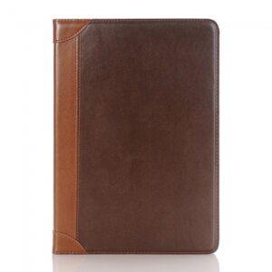 """iPad Pro 9,7"""" cover m. kortholder, brun"""