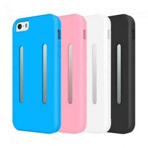iPhone 5/5S/SE Sportsarmbånd blå