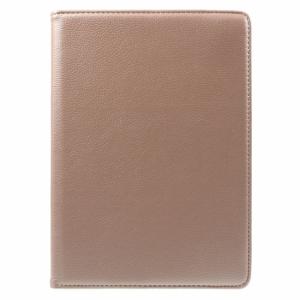 iPad Air 2 360* Flipcover PU læder Rosegold