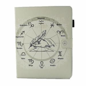 iPad 2/3/4 Flipcover med lommer. Stjernetegn