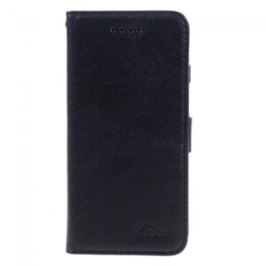 iPhone 7/8 Flipcover til kort. PU Læder Blå