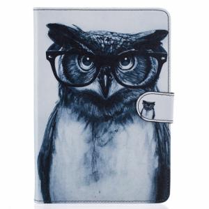 iPad mini Flipcover. Ugle med briller