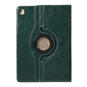 iPad Pro 9.7 Flipcover 360 grader. PU læder Grøn
