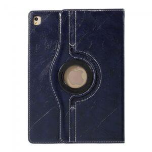 iPad Pro 9.7 Flipcover 360 grader. PU læder Blå
