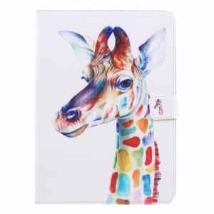 iPad Air 2 Flipcover med lommer. Giraf