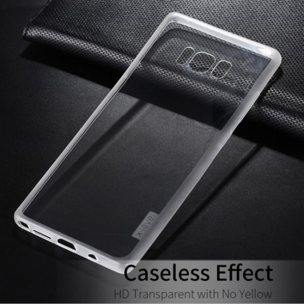 Samsung GS Note 8 Cover TPU Transparent Anti-slip
