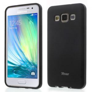 Samsung GS A3 Cover TPU Sort