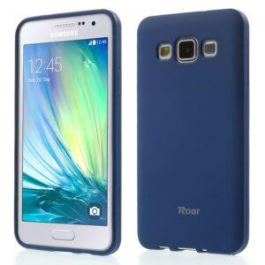 Samsung GS A3 Cover TPU Blå