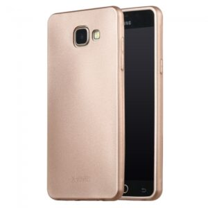 Samsung GS A5 (2016) Cover TPU Frosted Gold