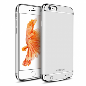 iPhone 6/6S Battericover. 3000mAh Silver