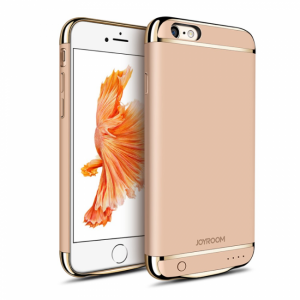 iPhone 6/6S Battericover. 3000mAh Gold