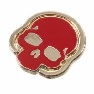 Fingerholder til smartphone Skelet Rød