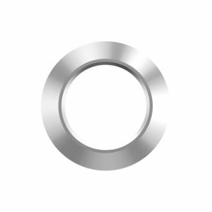 iPhone 7 Metal Beskyttelsesring til kamera Sølv