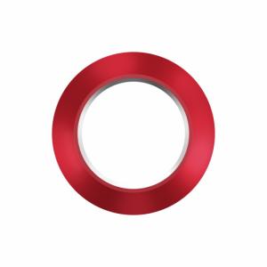 iPhone 7 Beskyttelsesring til kamera Rød