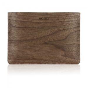 iPad Mini Sleeve Træ/Uld. Valnød