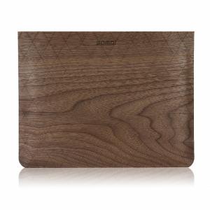 iPad Sleeve Træ/Uld. Birk