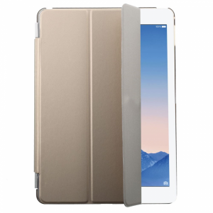 iPad air 2, To-delt smart cover, champagne