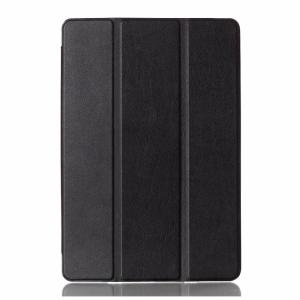 iPad mini 4. Trefold flipcover. Sort