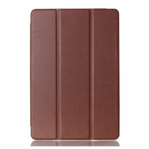 iPad mini 4. Trefold flipcover. Brun
