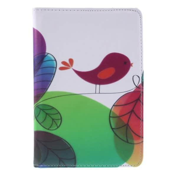 iPad mini 4 360 grader cover, m. fugl