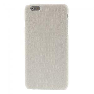 iPhone 6 plus/6S plus bagcover, hvid