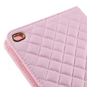 iPad mini 4 cover, lyserød