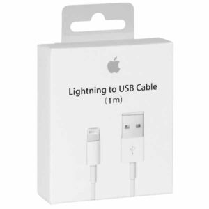 Apple lightning til USB 1m Originalt