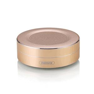 Bluetooth Højtaler. Gold