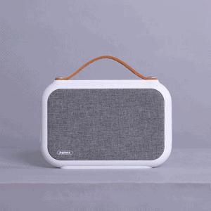 Bluetooth højtaler med rem. Hvid