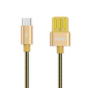 USB-C Kabel Hurtig opladning 1 m. Gold