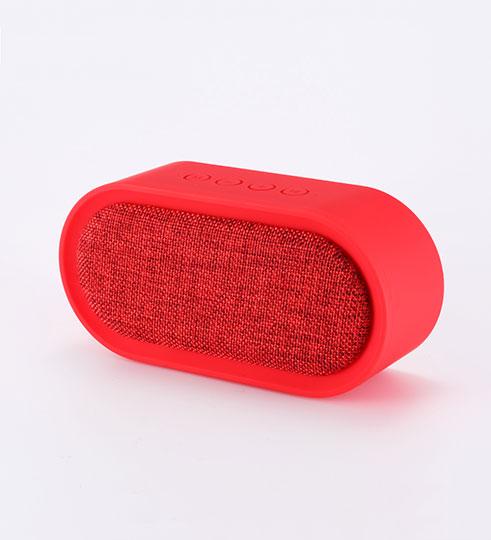 Bluetooth højtaler Rød • WeCoverYou