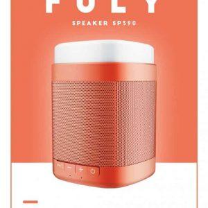 Bluetooth højtaler. Orange