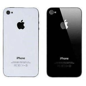 iPhone 4 bagsideskift OEM