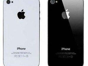 iPhone 4s bagsideskift OEM