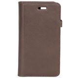 GEAR iPhone 6/7/8 Buffalo Wallet Brun Læder