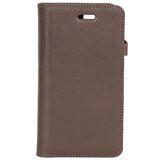 GEAR iPhone 6/7/8 Buffalo Wallet Brun Læder