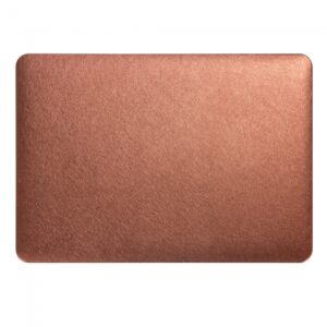 "Macbook 13.3"" Retina Cover. Texturflade Brun"