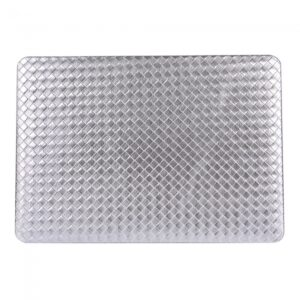 "Macbook 13.3"" Retina Cover. PU læderflet. Silver"