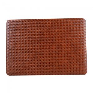 "Macbook 13.3"" Retina Cover. PU læderflet. Brun"