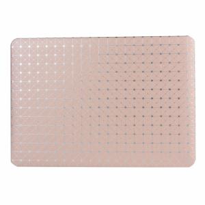 "Macbook Pro 13.3"" Retina Cover. PU læder Guld med sølv"