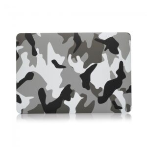 "Macbook Pro 13"" (2016) Cover. Camouflage Grå"