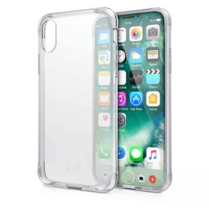 ITSKINS Gel Cover iPhone X. Gennemsigtig