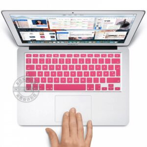 Macbook keyboard cover,