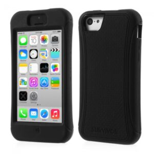 iPhone 5C Griffin cover sort
